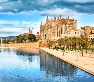 Old town - Palma de Mallorca