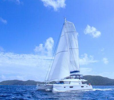 67ft Sailing Catamaran Nenne