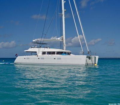 62ft Sailing Catamaran Twin