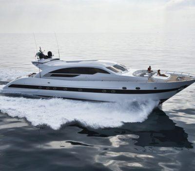 100ft Power Yacht Tecnomar Velvet